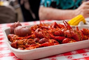 crawfish crab seafood boil